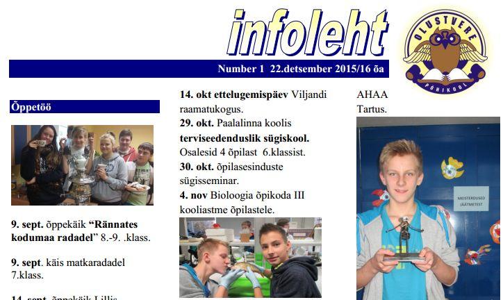 infoleht1